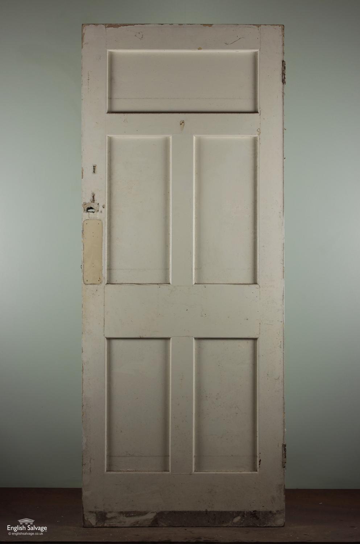 Set08 5 Panel Pine Door