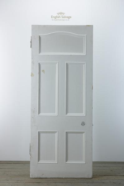 Set93 Reclaimed 5 Panel Interior Door