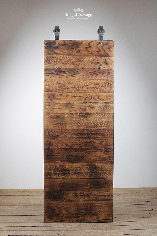 Sete4 Sliding Door Kit From Barn Oak Planks
