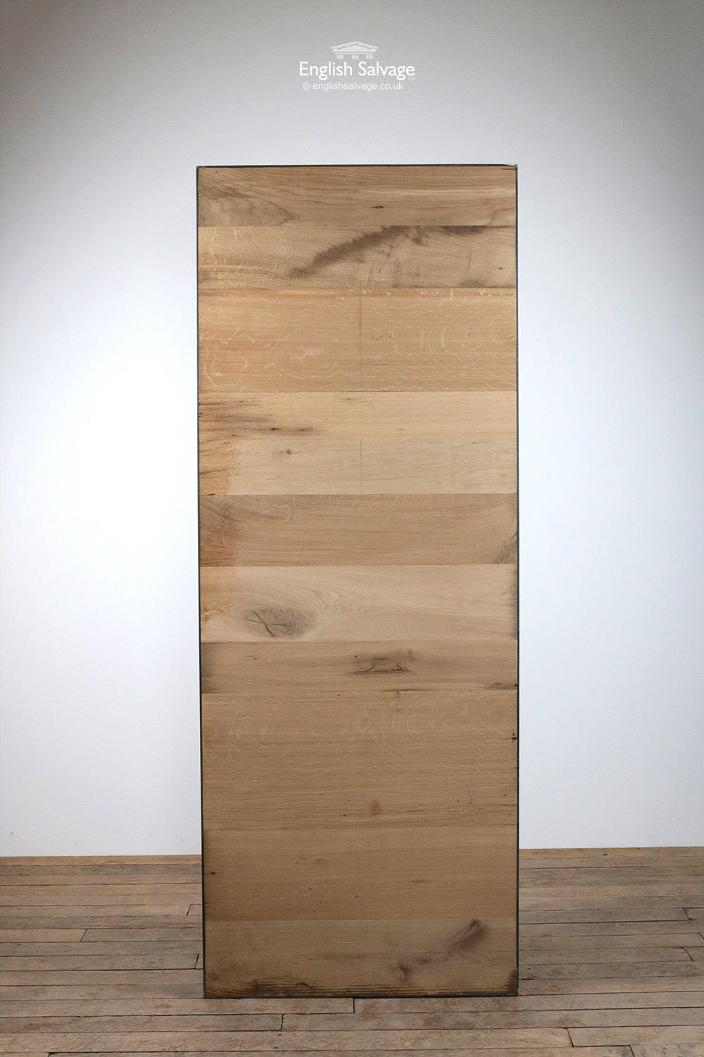 Sete4 Solid Oak Sliding Plank Door