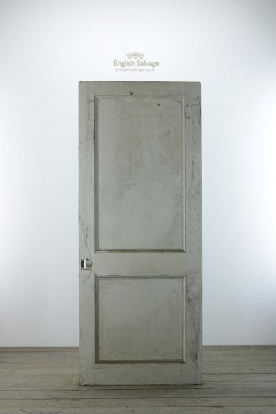 Two Panel Beaded Interior Door