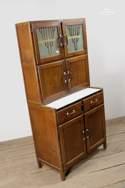 Vintage Neatette Kitchen Utility Tall Cabinet