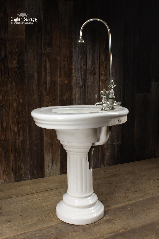 jacob delafon paris art deco basin taps mixer. Black Bedroom Furniture Sets. Home Design Ideas