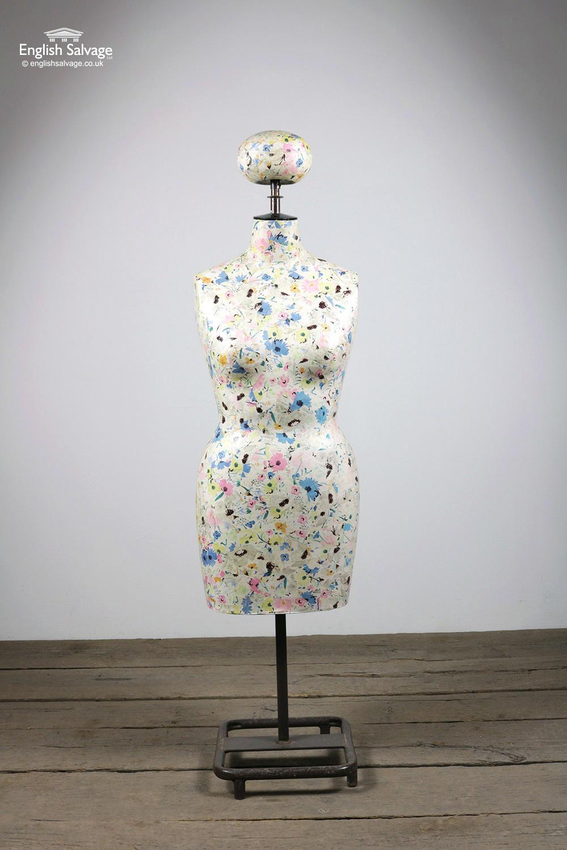 Vintage Dressmakers Dummy Tailors Mannequin