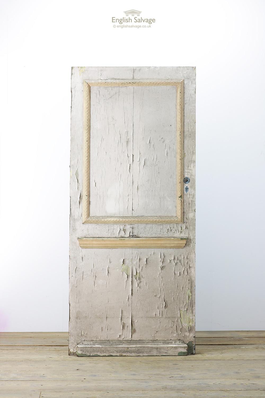 Reclaimed Double Skin Panelled Oak Door
