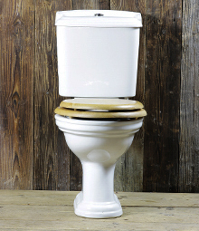 Antique water closets loos toilets and bidets reclaimed by english salvage - Commode vintage ninedesign ...