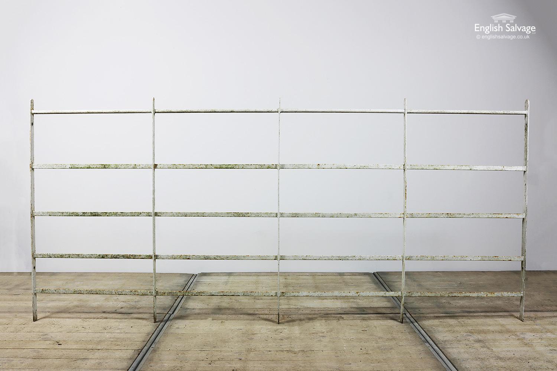 Antique Metal Estate Railing Parkland Fencing