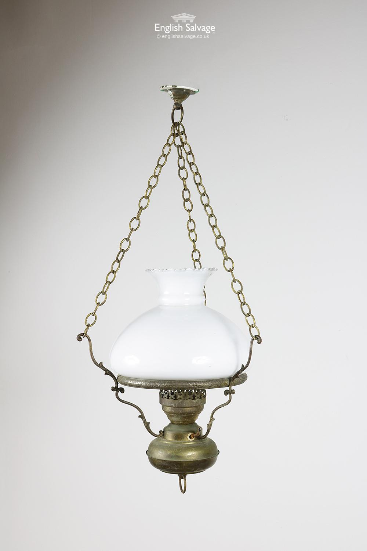 Dutch Style Oil Lamp Ceiling Pendant