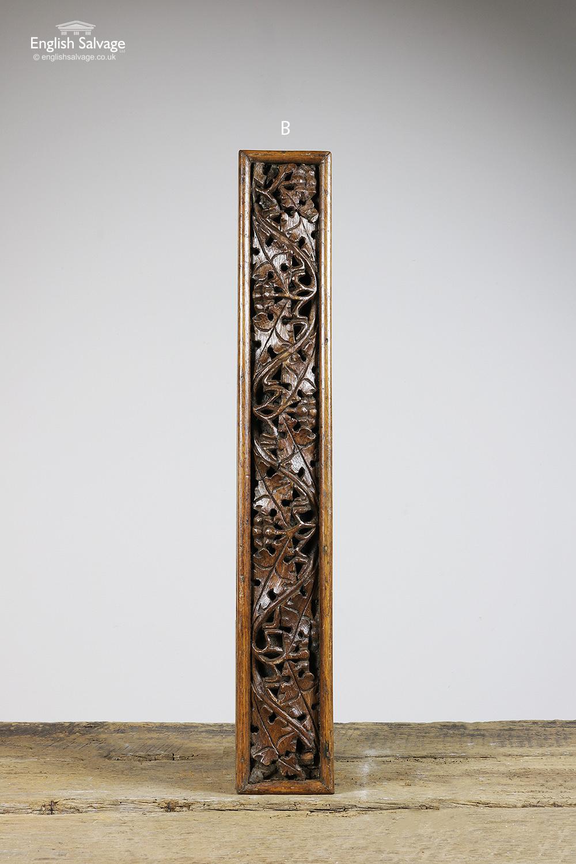 Reclaimed Decorative Rectangular Wood Panels