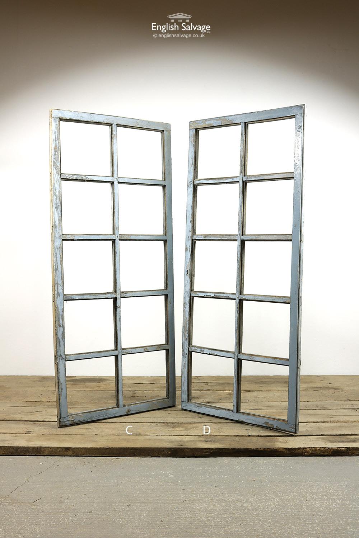European Wooden Multi Panel Window Frames