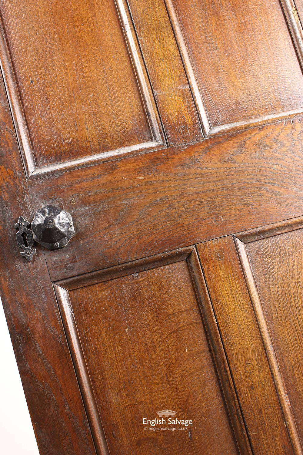 Antique Oak 6 Panel Door