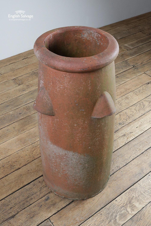 Antique Vented Chimney Pot Planter