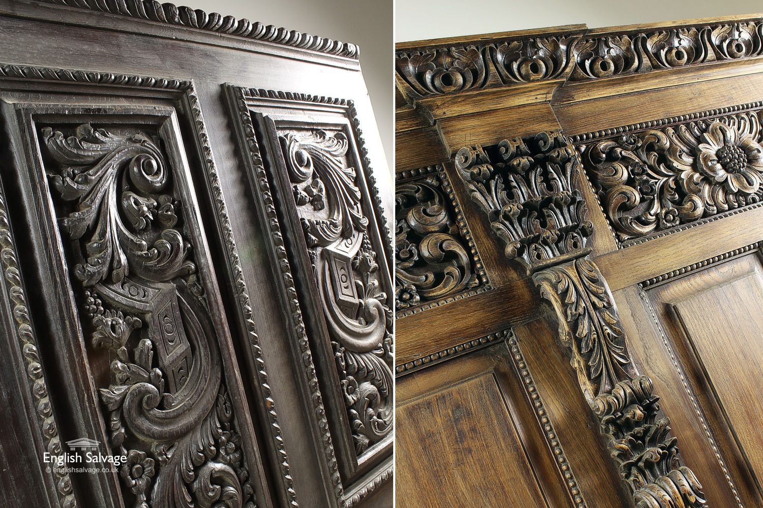 Decorative Wooden Interior Panels Mouldings