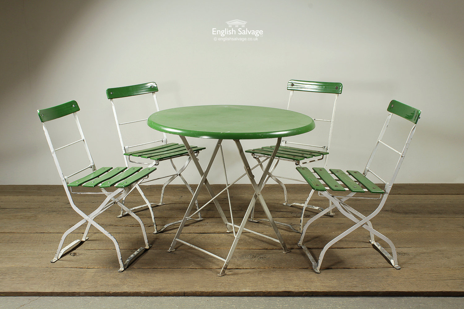German Round Table And Chairs Set
