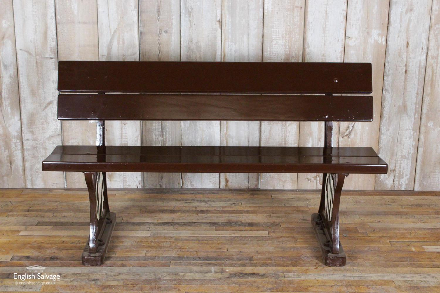 Great Western Railway Replica Bench