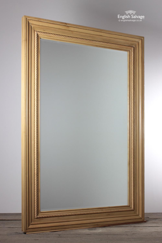 Uncategorized Large Pine Mirrors large reclaimed pine mirror