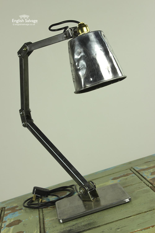 Memlite Steel Industrial Engineer Desk Lamps