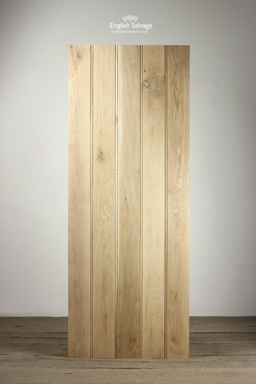 Doors For Sale >> New Oak Plank Doors