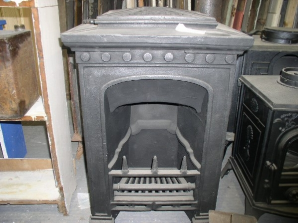 New Open Fronted Stove