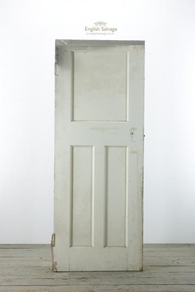 One Over Two Panel Interior Door