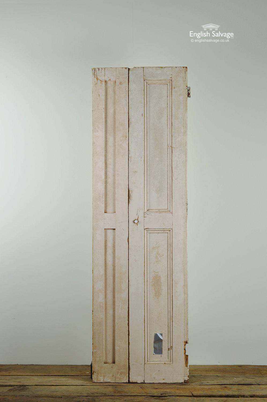 Pine Shutter Cupboard Door