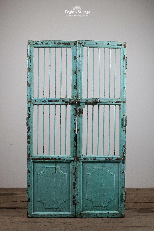 Reclaimed Antique Jali Double Door