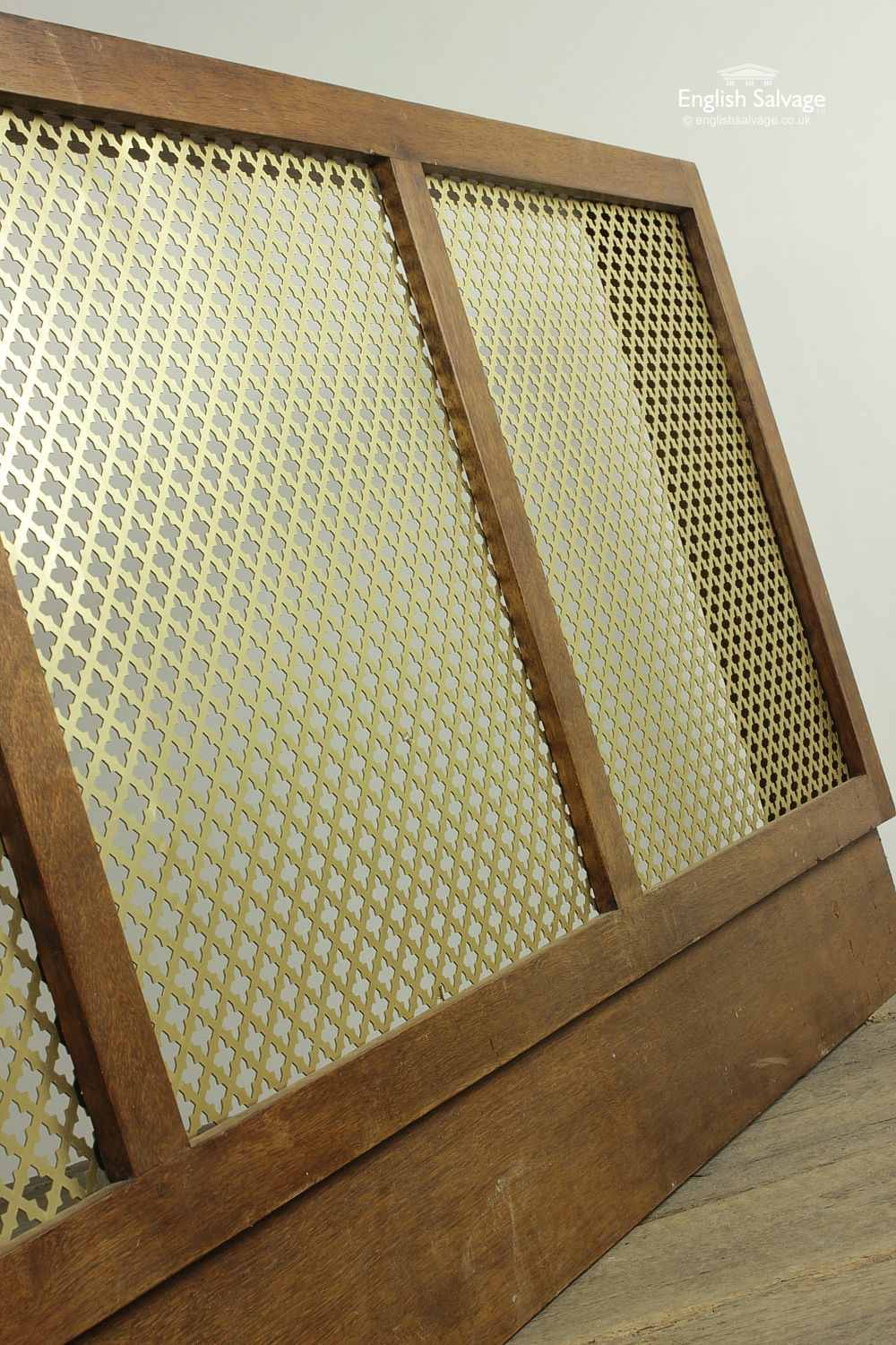 reclaimed radiator front  grille  panel  cover
