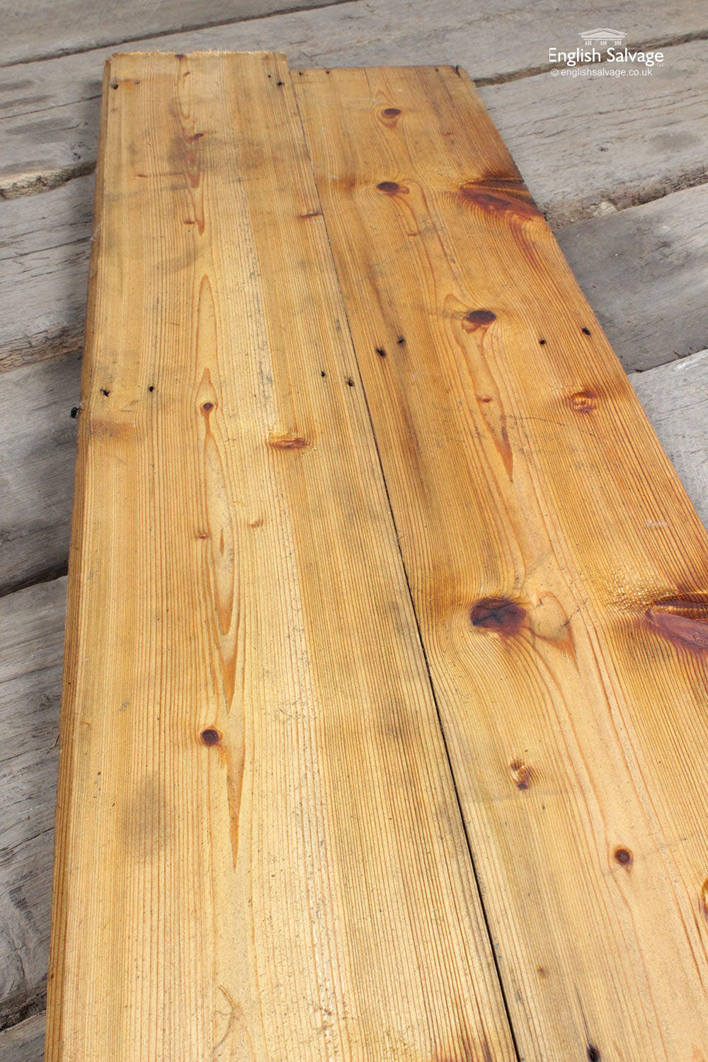 Reclaimed Sanded Pine Tongue Amp Groove Planks