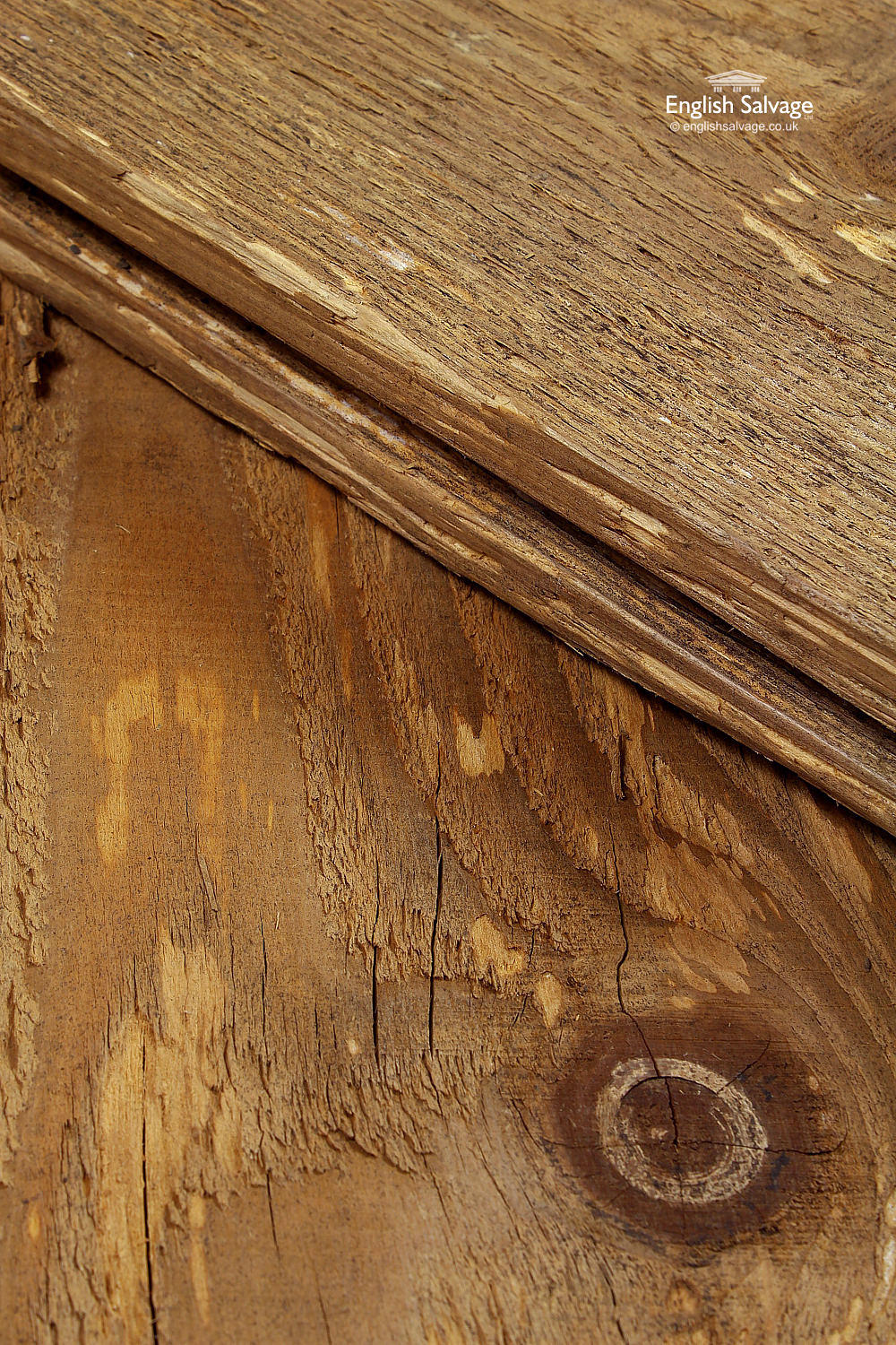 Reclaimed Tongue Amp Groove Pine Plank Flooring