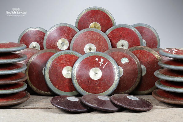 Reclaimed Vintage Discus