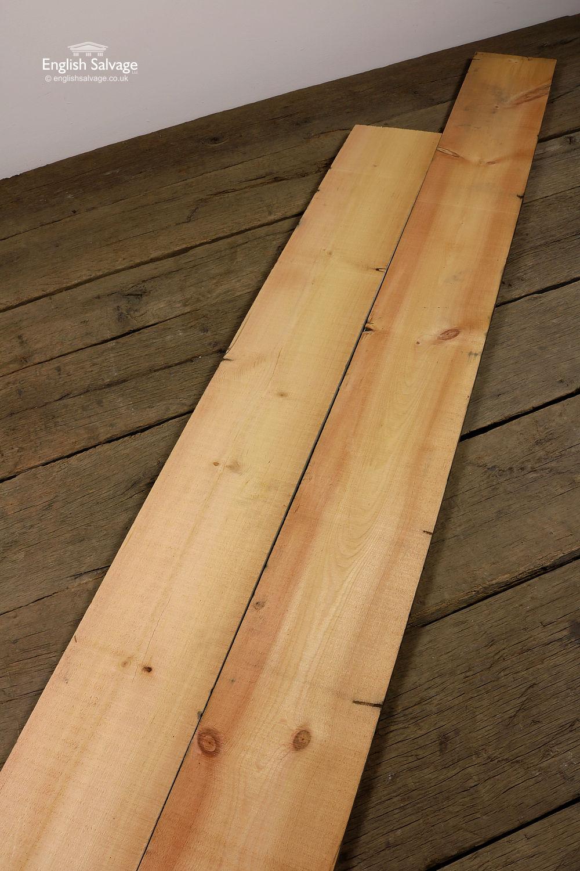 Reclaimed Wideboard Resawn Pine Flooring