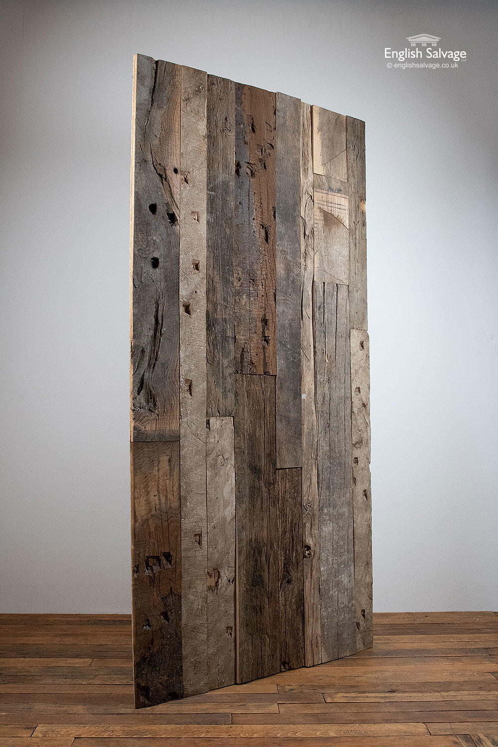 Reclaimed Wood Shutters Exterior