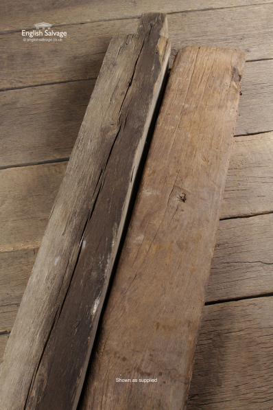 Salvaged Characterful Oak Wooden Beams