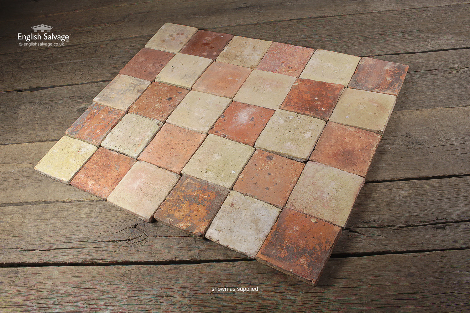 How to restore terracotta floor tiles