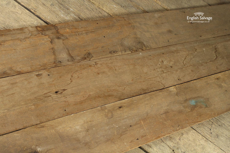 Salvaged Keruing Wood Flooring Cladding