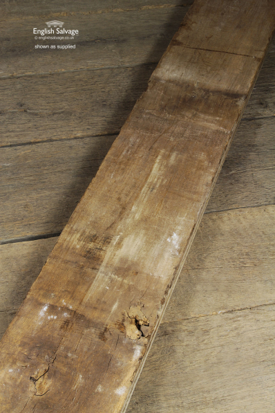Salvaged Tongue and Groove Oak Floorboards