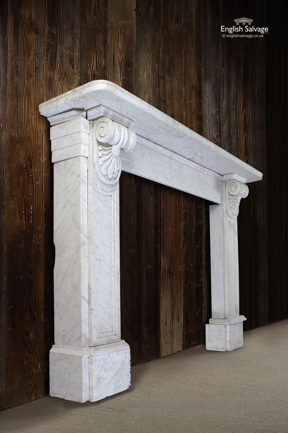 Statuary Marble Fireplace Chatsworth House