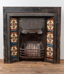 Amazing Old Traditional Victorian Cast Iron Inserts Salvaged By Home Interior And Landscaping Ologienasavecom