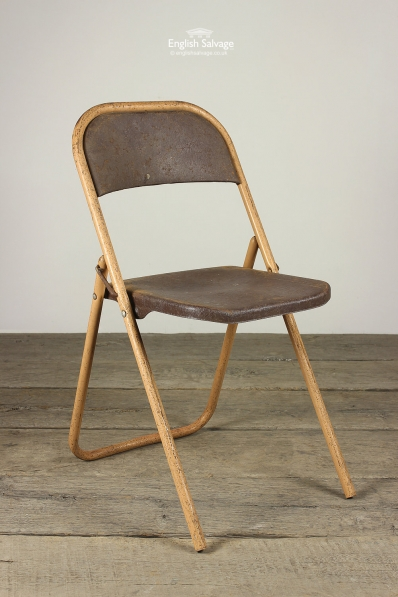 Vintage Fold a Bye Chairs