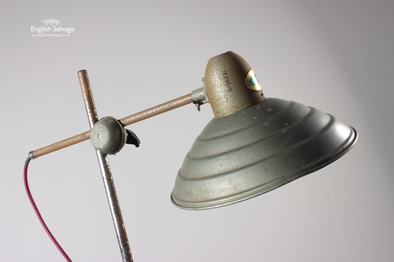 Vintage Hanover Sollux H8 Adjustable Lamp