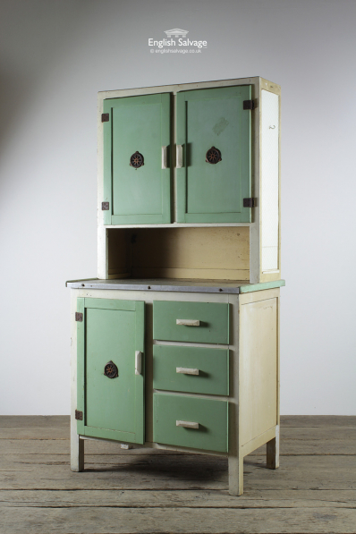 Vintage Kitchen Pantry Utility Cupboard