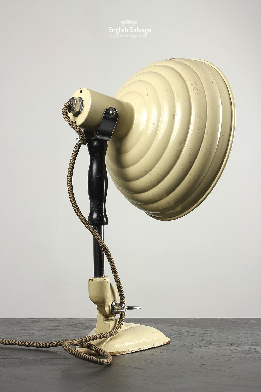 Vintage Retro Metal Table Heat Lamp