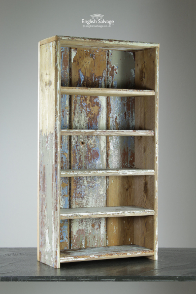 competitive price 3a432 bc594 Vintage Shelf Unit made from Reclaimed Wood